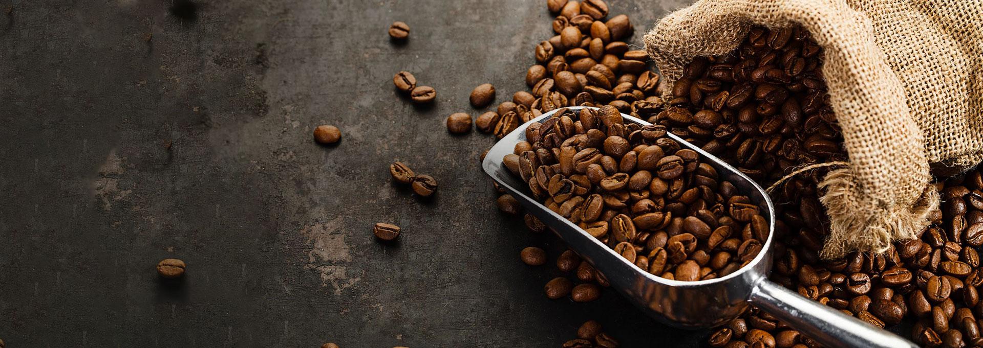 Обжарка и поставка кофе в любых объемах - slide